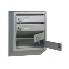 Металлический почтовый ящик ПМ-4