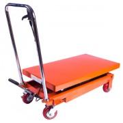 Подъемный стол TOR PTS1000 г/п 1000кг, подъем 500-1700мм